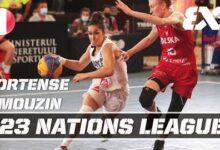 Frances Latest 3X3 Star Hortense Limouzin Womens Mvp Fiba 3X3 U23 Nations League Gn2Wmdftqjs Image