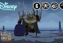 Het Huis Van De Uil Schip Van De Keizer Disney Channel Be Cvindzxduiu Image