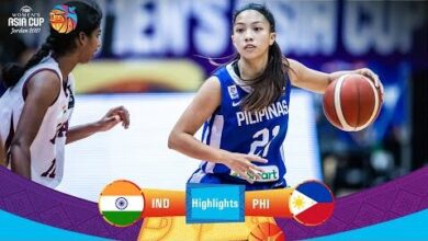 India Philippines Highlights Fiba Womens Asia Cup 2021 Nyrpud9G2Rq Image