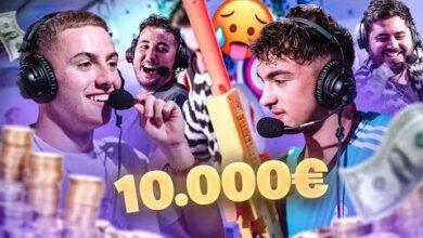 Inox Sauve Michou Des 10000Eur A Payer La Game La Plus Tendue Masterkill Pt3 3Cjhwdtaag Image
