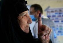 Irak Les Bureaux De Vote Ouvrent Pour Des Legislatives Anticipees O France 24 Djgdh2Jpdck Image