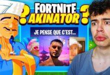 Jai Cherche Des Youtubeurs Fortnite Sur Akinator Le Desastre Tpuuzxeisgc Image
