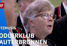 Jodlerklub Lauterbrunnen Dr Stoubbach Potzmusig Srf Musik Aldli9Gvols Image