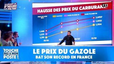 Le Prix Du Gazole Bat Son Record En France La Colere Va T Elle Exploser Dans Le Pays Kp3Ipa3Jize Image