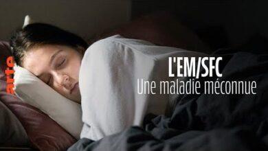 Le Syndrome De Fatigue Chronique Arte Mdxvjeh3Wjg Image