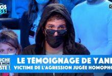 Le Temoignage De Yanis Victime De Lagression Jugee Homophobe A Montgeron Vigga3Shtbq Image