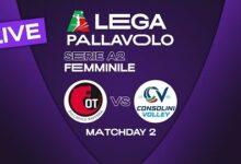 Live Ravenna Vs Marignano Womens Serie A2 2021 V758Ng7Ph18 Image