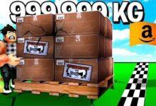 Livrer Des Objets De 999999 Kilos Dans Roblox Deliveryman Simulator 7Upqvbxoiyu Image