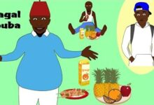 Magal Toubamon Fils Ma Sacrifielagocomedy Senegal Jgptvpxg Bg Image