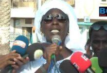 Marche Contre Linjustice Ecouter La Reaction Des Senegalais Wxgekb2E7E4 Image
