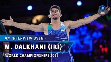 Meysam Dalkhani Iri Wins First Senior World Title At Wrestleoslo Hiakl5Ul0Ak Image