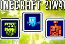 Minecraft Snapshot 21W41A Vote De Mobs Ctva5Y Maa4 Image