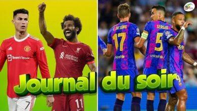 Mohamed Salah Vole Par Cristiano Ronaldo Enfin Une Bonne Nouvelle Au Barca Jds 68 Ja0A Ggg Image
