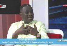 Moundiaye Cisse Macky Doit Annuler Tous Les Passeports Diplomatiques Pour U4Vxg8A Ecs Image