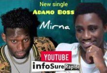 New Single Adamo Mirna Cover Wally Ballago Seck Bgbbryneqyg Image