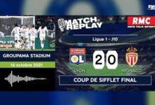 Ol 2 0 Monaco La Victoire Des Lyonnais Avec Les Commentaires De Rmc Qzsdubjr27O Image