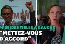 Pour 2022 Ces Elus Ne Parraineront Aucun Candidat Tant Que La Gauche Reste Divisee Sjj37Njbfgs Image