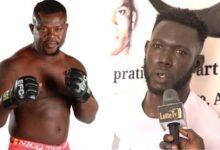 Pour Son 1Er Combat Mma Call Bou Zap Fin Pret Pour Affronter Yamdjie Nama Wa Senegal Kxybgo1Wvdk Image