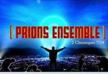 Prions Ensemble Du 15 10 2021 I Pasteur Samuel Sawadogo Zdopze0Yf2M Image
