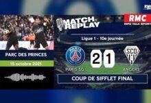 Psg 2 1 Angers Le Goal Replay De La Victoire Parisienne Face Au Sco Avec Les Comm De Rmc Ojaasr3Bweu Image