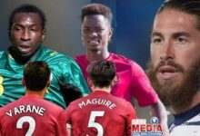 Psg Regrette Deja Ramos Moussa Ndiaye Debute Maguire Et Varane Blesses Mamadou Niang 42 Ans Fuhdsmnqvd0 Image