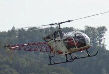 Rc Lama Sa 315B Scale Turbine Xxl Model Helicopter 7Feuzssovmk Image