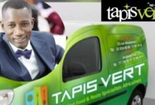 Regardez Linauguration Exceptionnelles Du Nouveau Restaurant De Tapit Vert Au Port Autonome De Daka H91Zb Dg Yc Image