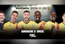 Rejoindre Lens Clauss Et Kakuta Nont Pas Hesite Le Vestiaire Sur Rmc Sport Dfjaff I Pe Image