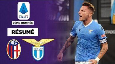 Resume Bologne Humilie La Lazio 3 0 Cdazvcieoua Image