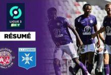 Resume Ligue 2 Bkt 6 0 Toulouse Humilie Auxerre Ykq Lns24U8 Image