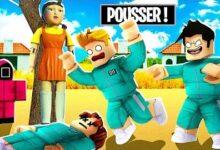 Roblox Squid Game Mais On Pousse Tout Le Monde Es6Z6Y0Q98E Image