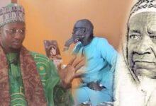S Cheikh Tidiane Niasse Face A Lamine Samba Amna Dom Ak Sama Diabarou Djinee Seriigne Fallou Nen Shqgofasa8E Image