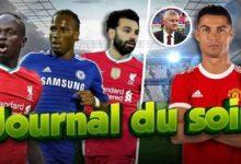 Sadio Mane Rejoint Drogba Et Mohamed Salah Cristiano Ronaldo Defie Brutalement Solskjaer Jds 8Yc1Quzvpzo Image