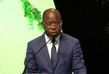 Sante Ouverture A Abidjan Du 21E Forum Pharmaceutique International Jkwtdgyd870 Image