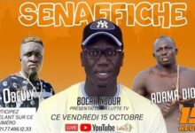 Senaffiche Plateau Special Avec Adama Diouf Et Obeuly M7Zr5Qptkom Image