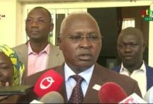 Sites Miniers Au Burkina Les Audits De La Cour Des Comptes J9Gcfecpfji Image