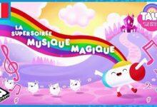 Talia Et Le Royaume Arc En Ciel Danse Et Chante Avec Talia La Super Soiree Musique Magique Gfdynt2Ndry Image