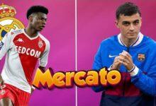Tchouameni Au Real Madrid Folie Du Barca Pour Pedri Isco En Premier League Rumeurs Mercato Akqde75Ltto Image