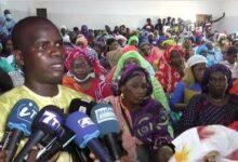 Thiaroye Garembaye Sene Liste Les Maux Et Declare Sa Candidature A La Mairie Zzlpgehhptu Image