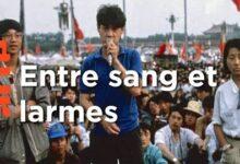 Tiananmen Le Parti Contre Le Peuple Arte Ckjlorm68T4 Image