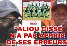 Tidjane Gomis Kou Am Cardiaque Boul Setane Senegal Aliou Cisse Repete Les Meme Erreurs Qy47Efe Qhk Image