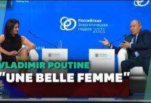 Trop Belle Pour Comprendre La Remarque Sexiste De Poutine A Une Journaliste 6Ln9Mo Eg1S Image