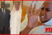 Urgent Rangou A Dubai Avec Macky Sall Vertis Ses Deurtrcteurs Macky 3Eme Mandat Par F0Rce Fgme45 Z0Ec Image