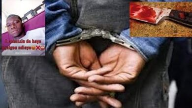 Urgent Voici Lassassin De Baye Ngalgou Ndiayeil Est Retrouvedecouverte Db6Mhpjrug Image