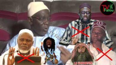 Urgentserigne Amsatou Mbacke Abdou Lahat Di Avertis Wahhabist Yi Ahmed Lo Ak Khalil Lo Ak Uzo2Yt3Ljik Image
